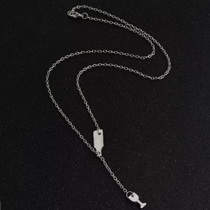 Jewelry - Multilayer Boho Choker Bottle Silver Necklace